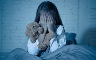 Как тревожат ночные страхи детей дошкольного возраста
