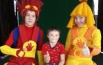 Театрализованная деятельность дошкольников в домашних условиях