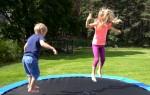 Двигательная активность дошкольников в играх и повседневной жизни