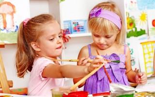 Художественная деятельность как средство самовыражения дошкольников