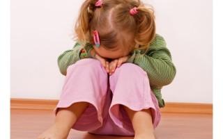 Как протекает возрастной кризис у 3-летнего ребенка