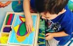 Как развивается внимание старших дошкольников