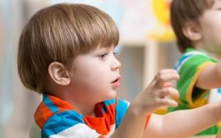 Об особенностях развития речи дошкольников