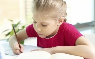 Элементы и мотивы учебной деятельности в дошкольном возрасте