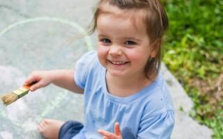 Новообразования кризиса 3-х лет – прогресс в развитии ребенка