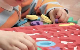 Тактильное восприятие у детей: развиваем с помощью упражнений