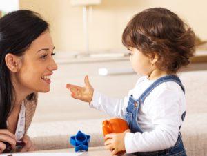 """""""Разговор"""" 3-летнего малыша"""