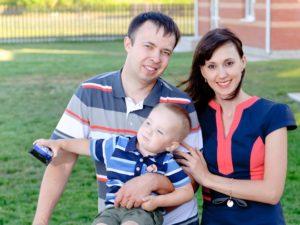 Основы нравственности закладываются в семье