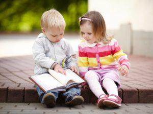 Общение дошкольников