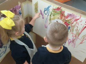 Как рисуют младшие дошкольники